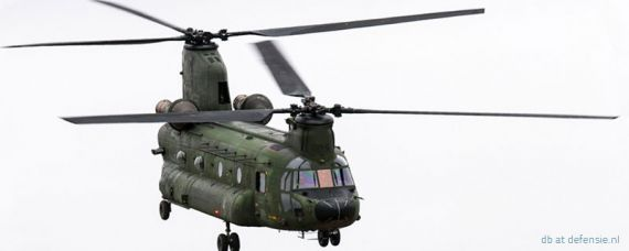 CH-47D & CH-47F Chinook