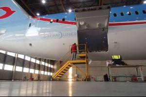 Composite Repair Boeing 787-Dreamliner