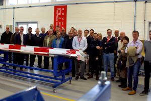 MD900 helicopter User Group visits Belgium and The Netherlands