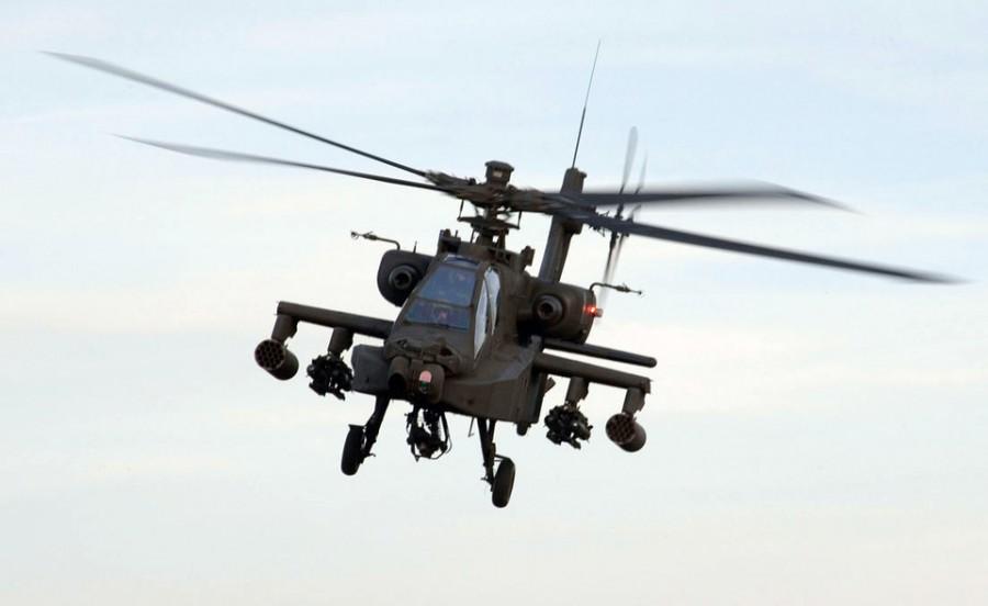 AH-64 APTER rotor blade repair successful